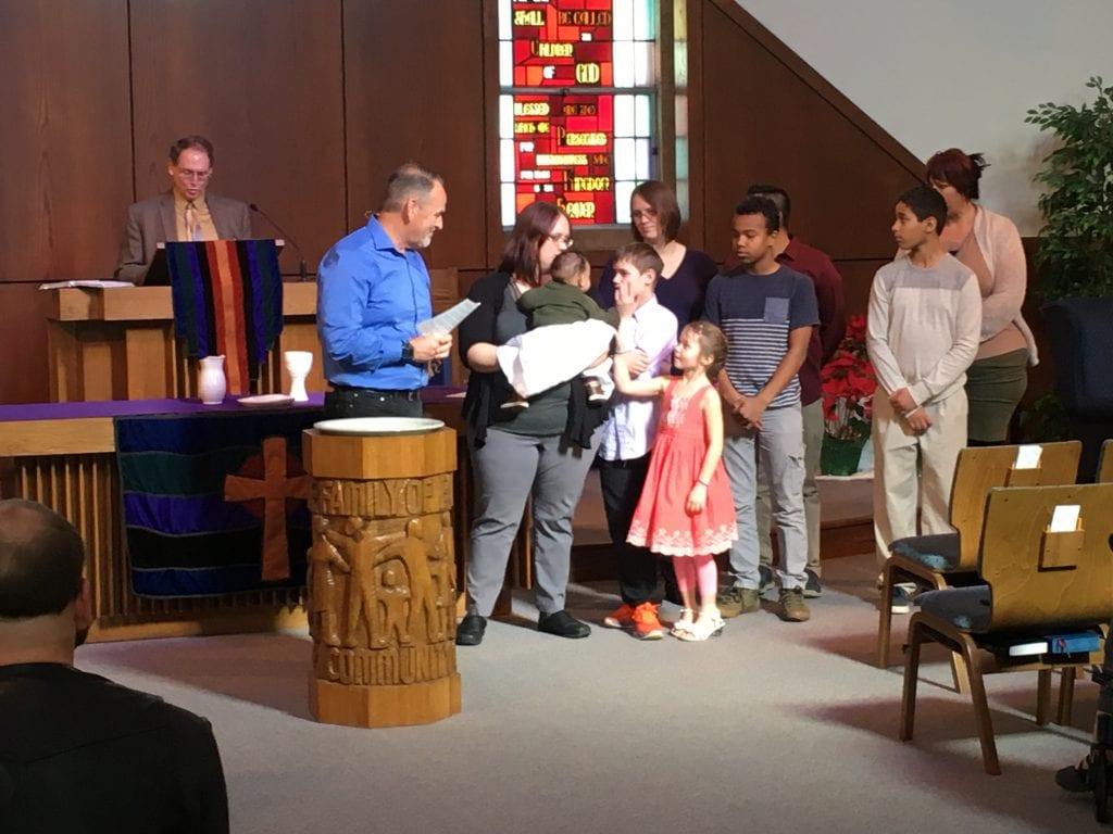 Moseti baptism 5